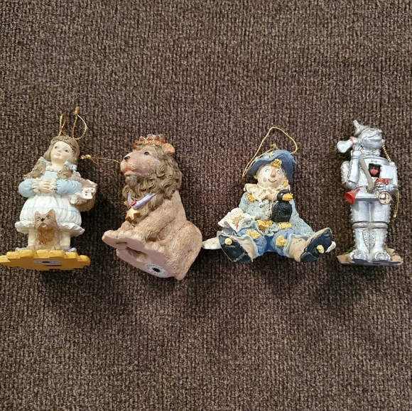 None Other - Wizard of Oz Ornaments